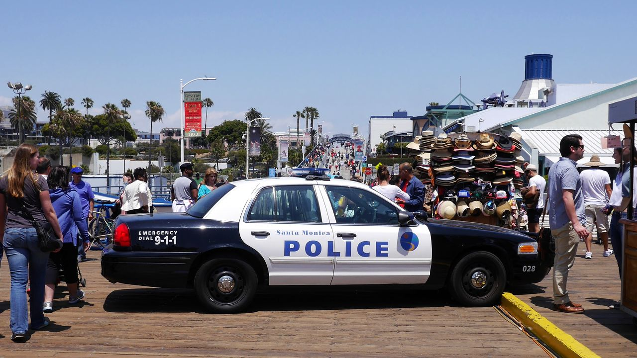Sicherheit in Los Angeles