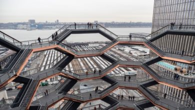 Photo of 3. Tag: Hudson Yards, Vessel & High Line