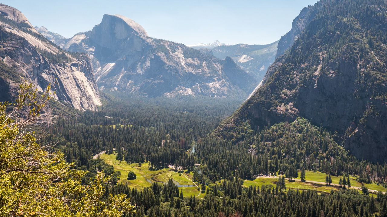 Photo of Yosemite National Park