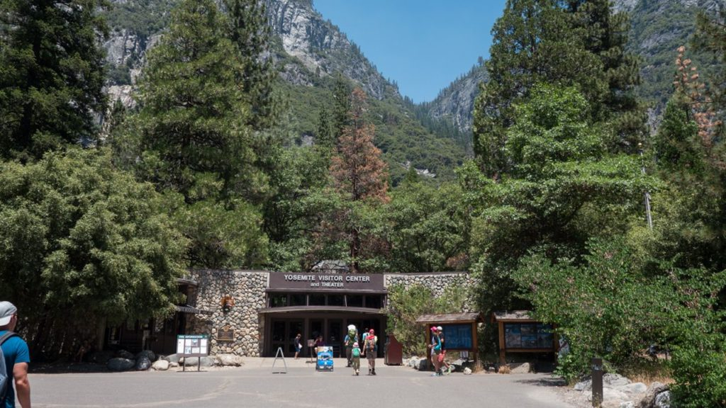 Yosemite Visitor Center